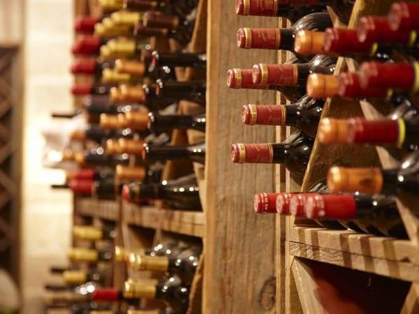 home wine cellars