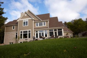Getting your luxury custom lake home ready for winter