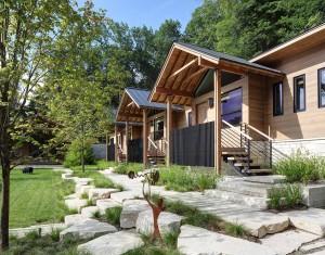Summer Camp in a Custom Home
