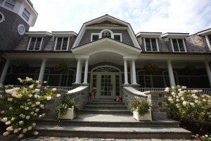 The Approach to North Lake Custom Home