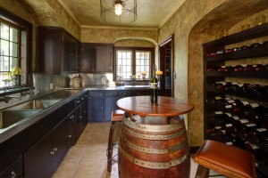 home wine cellars