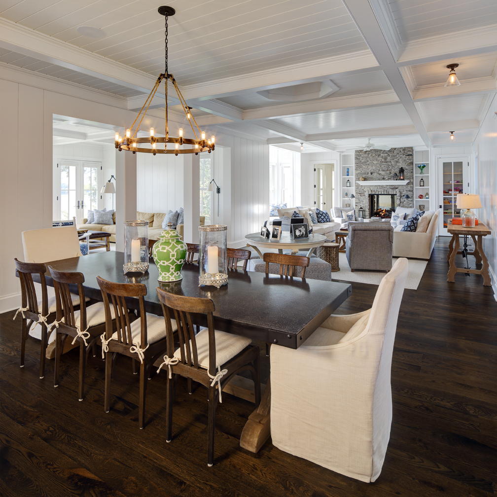 Custom home building trends for 2015 colby construction for Dining room 2014 trends