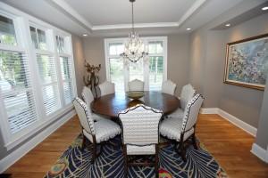 Cindy Lane Custom Home Dining Room