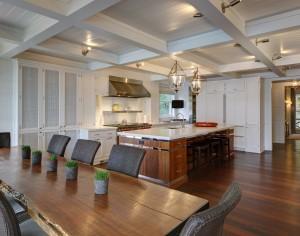 Maple Lane Custom Home Kitchen