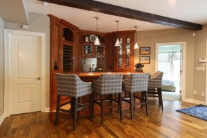 Entertaining in your Custom Home