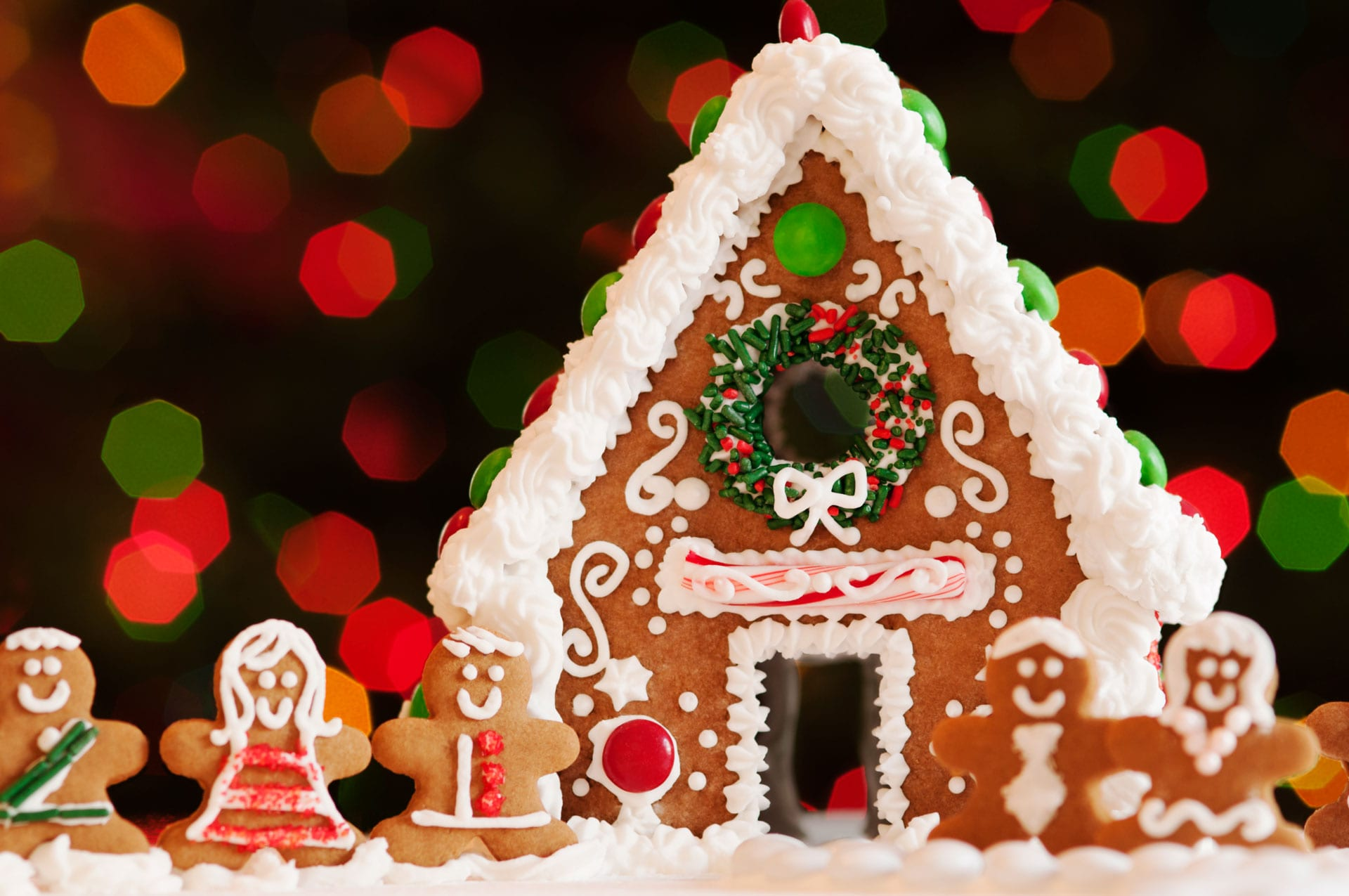 Holiday Houses: Ideas To Make The Simple Gingerbread House So Much More