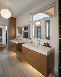 custom bathrooms by Colby Construction