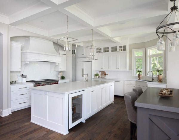 Luxury Appliances for Your Custom Kitchen